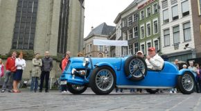 Racident Oldtimer Tour 2017