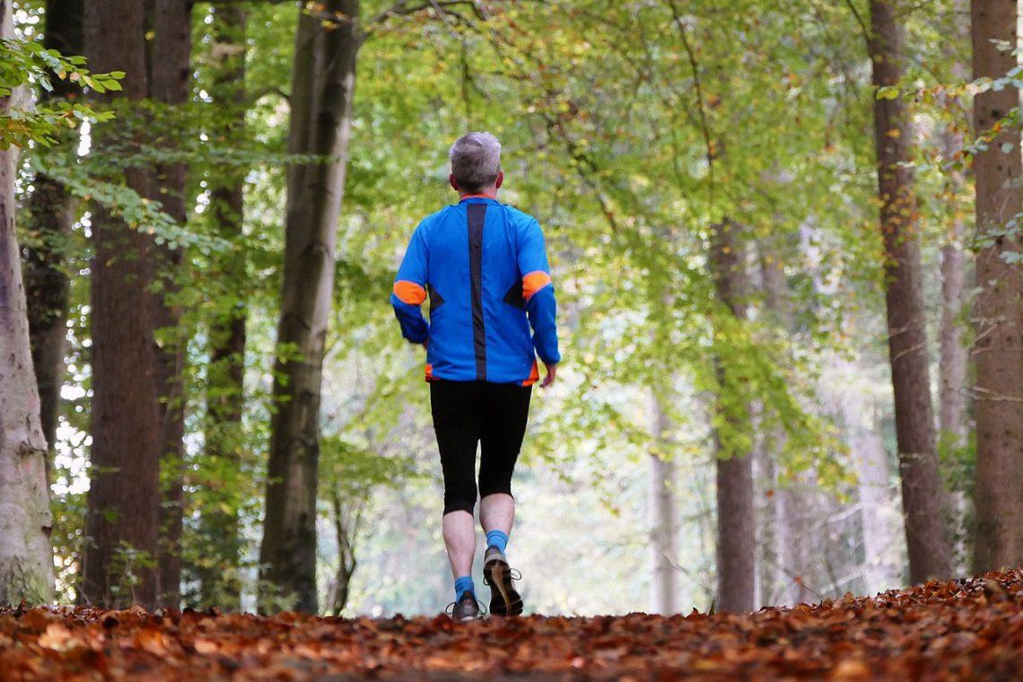 Lange afstand hardlopen