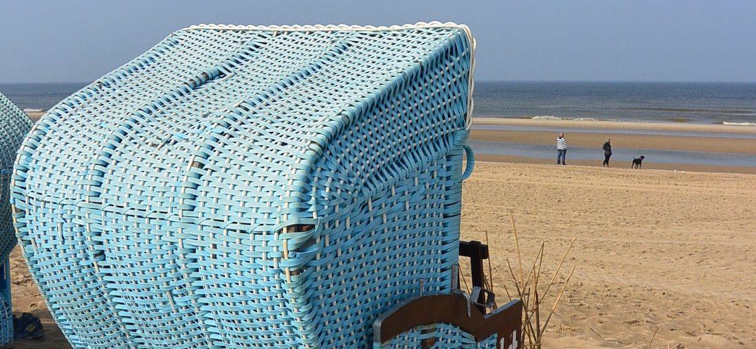 Weekend weg aan het strand in Egmond