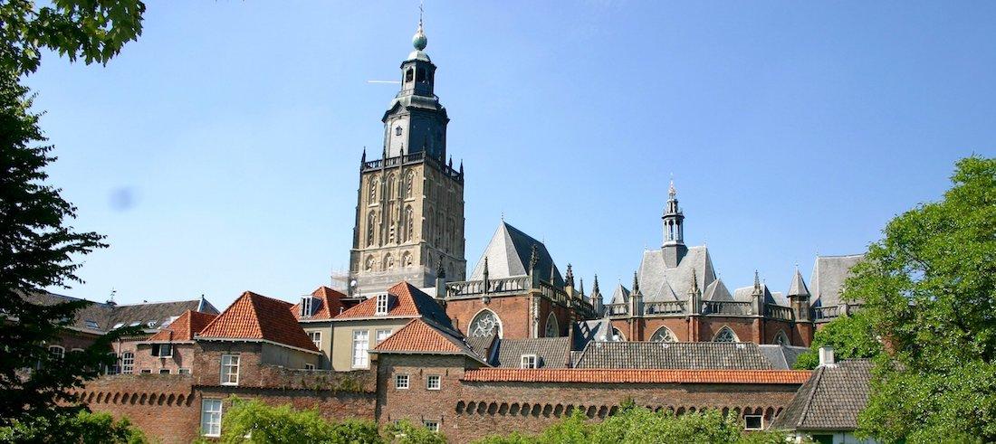 Cultuur snuiven in Hanzestad Zutphen