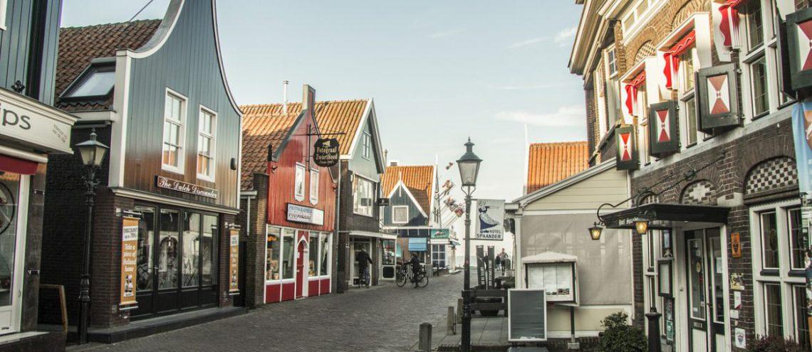 Hollands genieten in Volendam