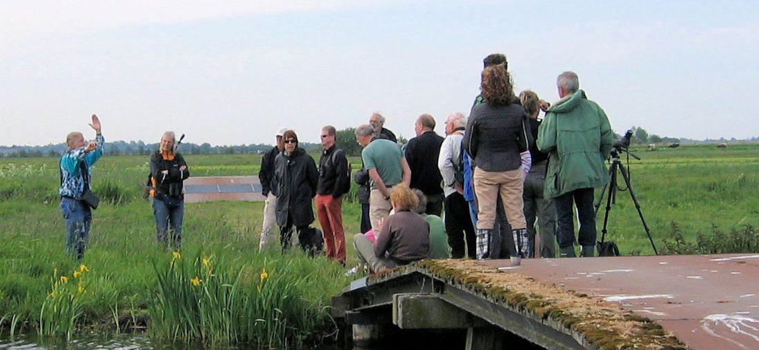 Safari Wandeltocht in Vinkeveen